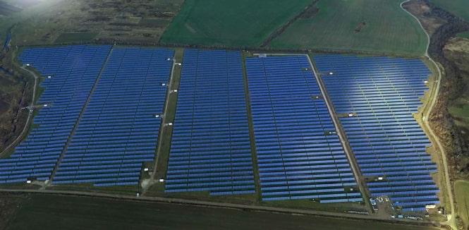 Завершено строительство СЭС мощностью 18,00 МВт